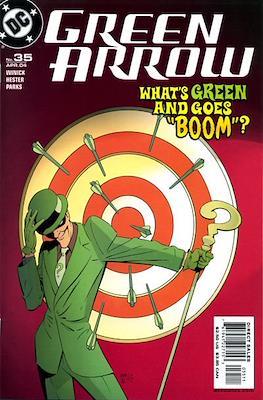 Green Arrow Vol. 3 (2001-2007) (Comic book) #35
