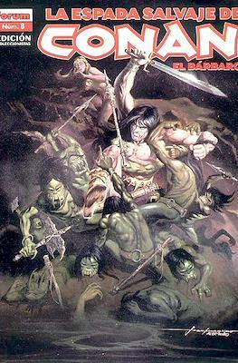 La Espada Salvaje de Conan el Bárbaro. Edición coleccionistas (Rústica. 64 páginas. B/N. (2005-2008).) #8