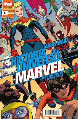 Historia del Universo Marvel #6