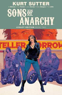 Sons of Anarchy (Softcover 160-112 pp) #2
