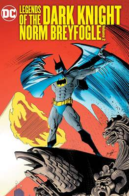 Legends of The Dark Knight: Norm Breyfogle #2