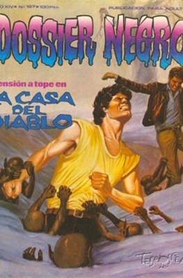 Dossier Negro (Rústica y grapa [1968 - 1988]) #167