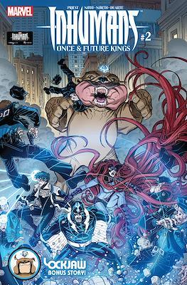 Inhumans: Once & Future Kings (Comic Book) #2