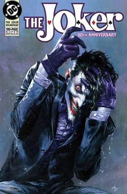 Joker 80th Anniversary 100-Page Super Spectacular (Variant Covers) #1.5