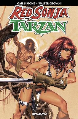 Red Sonja / Tarzan (2018)