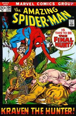 The Amazing Spider-Man Vol. 1 (1963-2007) (Comic-book) #104
