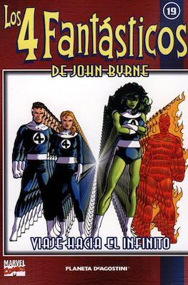Coleccionable Los 4 Fantásticos de John Byrne (2002) (Rústica 80 pp) #19
