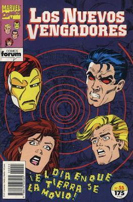 Los Nuevos Vengadores Vol. 1 (1987-1994) (Grapa 32 pp) #55