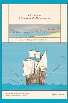 El relato de Hernando de Bustamante (Cartoné 64 pp) #