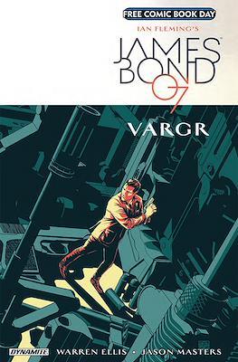 James Bond: Vargr - Free Comic Book Day 2018