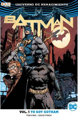Batman (Rústica recopilatorio) #1