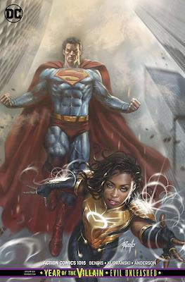 Action Comics Vol. 1 (1938-2011; 2016-... Variant Covers) (Comic Book) #1015