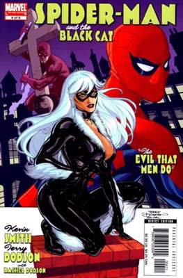 Spider-Man and the Black Cat (comic-book) #4