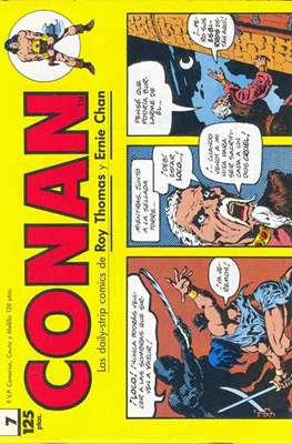 Conan. Los daily-strip comics (1989) (Grapa 48 pp) #7