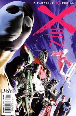 Earth X (Colección Completa) (Comic Book) #41