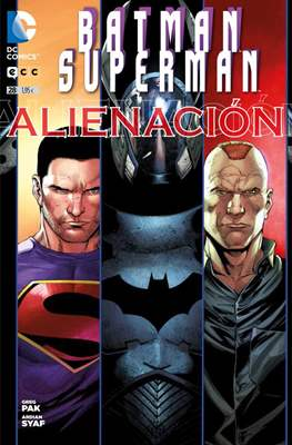 Batman / Superman. Nuevo Universo DC (Grapa) #28