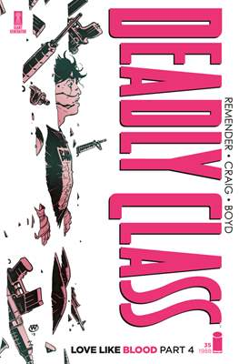 Deadly Class (Comic-book) #35