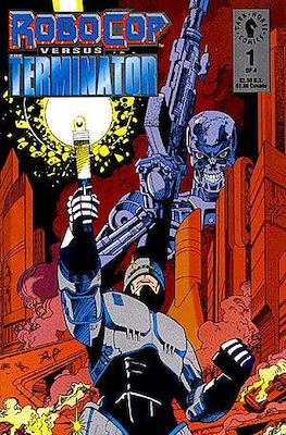 Robocop versus Terminator (Comic Book) #1