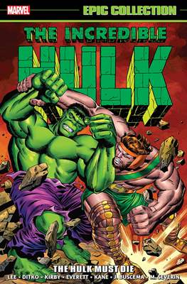 The Incredible Hulk Epic Collection #2