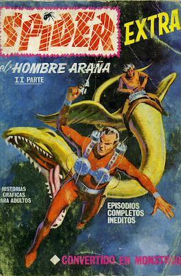 Spider el Hombre Araña Vol. 1 (Rústica 128-120 pp. 1968-1969) #24
