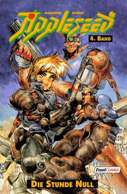 Appleseed #4