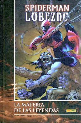 Spiderman / Lobezno. La materia de las leyendas
