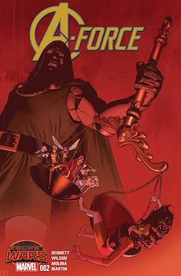 A-Force (Comic-book) #2