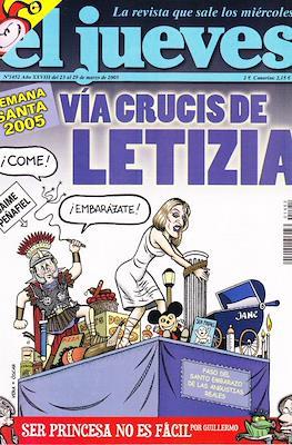 El Jueves (Revista) #1452