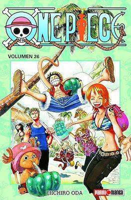 One Piece (Rústica) #26