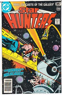 Star Hunters Vol 1 (Grapa) #3