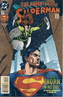 Superman Vol. 1 / Adventures of Superman Vol. 1 (1939-2011) (Comic Book) #521