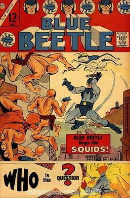 Blue Beetle Vol. 1 #1