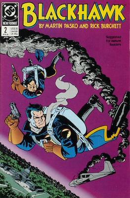 Blackhawk Vol 3: (1989-1990) #2