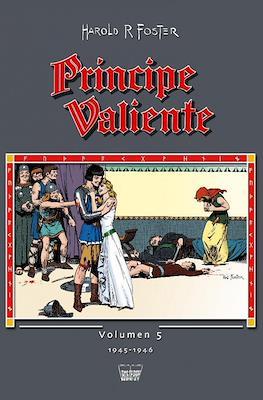 Príncipe Valiente (Rústica 112 pp) #5