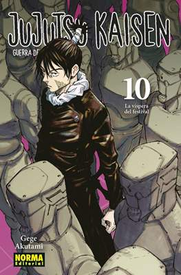 Jujutsu Kaisen - Guerra de hechiceros (Rústica) #10