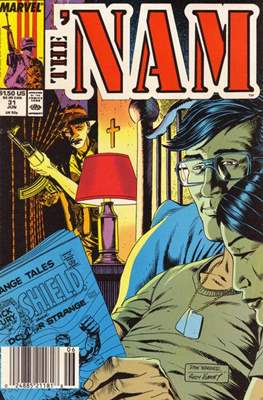 The 'Nam Vol 1 (Comic-book.) #31