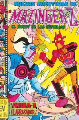 Nuevas aventuras de Mazinger-Z, el robot de las estrellas (Grapa) #21