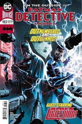 Detective Comics Vol. 1 (1937-2011; 2016-) (Comic Book) #983