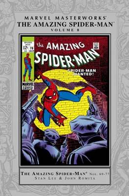 Marvel Masterworks: The Amazing Spider-Man (Hardcover) #8