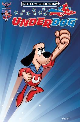 Underdog. Free Comic Book Day 2017