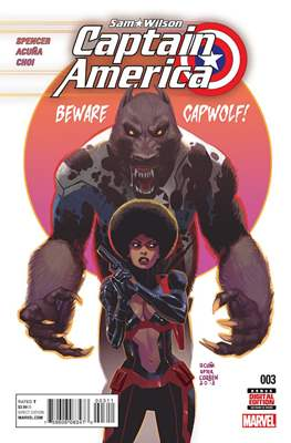 Captain America: Sam Wilson Vol 1 (Grapa) #3