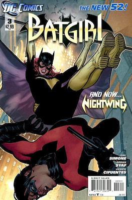 Batgirl Vol. 4 (2011-2016) (Comic-Book) #3
