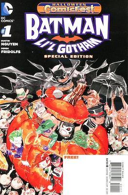 Batman Li'l Gotham Special Edition Halloween ComicFest 2013