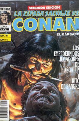 La Espada Salvaje de Conan Vol. 1. 2ª edición (Grapa. 64 páginas) #27