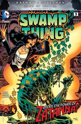 Swamp Thing (2016) (Comic Book) #3