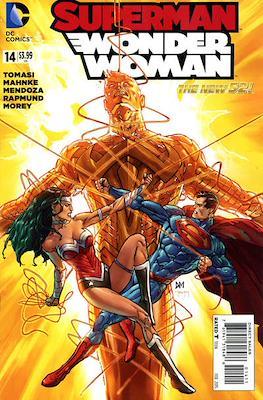 Superman / Wonder Woman (2013-2016) (Comic Book) #14