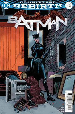 Batman Vol. 3 (2016- Variant Covers) (Comic Book) #10.1