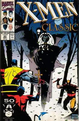 Classic X-Men / X-Men Classic (Comic Book) #63