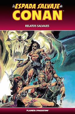 La Espada Salvaje de Conan (Cartoné 120 - 160 páginas.) #1