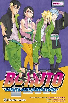 Boruto: Naruto Next Generations (Rústica) #11